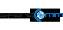 logo sfereComm color 250
